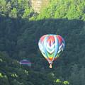 Balloons Over Letchworth by Joseph Rennie