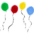 Balloons  by Tim Gainey