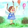 Balloons by Yana Sadykova