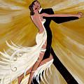 Ballroom Dance by Helen Gerro