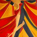 Ballroom Dancing Tango by Helen Gerro