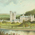Balmoral Castle, Scotland by English School