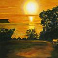 Balmoral Sunrise by Robert Silverton