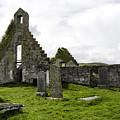 Balnakeil Church by Fran Gallogly