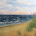 Baltic Coast by Svetlana Artemova