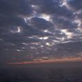 Baltic Sea, Sunset by Keenpress