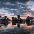 Baltimore Dawn by Jim Archer