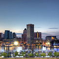 Baltimore Harbor by Shawn Everhart