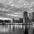Baltimore In Black And White by JC Findley