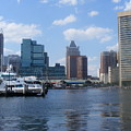 Baltimore Inner Harbor by James and Vickie Rankin