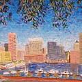 Baltimore Inner Harbor by Paul Bashore