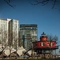 Baltimore Lighthouse And Buildings by Framing Places