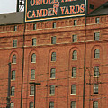 Baltimore Orioles Park At Camden Yards #2 by Frank Romeo