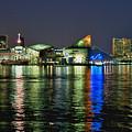 Baltimore Skyline by John Greim