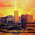 Baltimore Sunrise by Ced Dembeckl