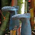Bamboo Boots by Jennifer Robin