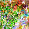 Bamboo Paradise by Kiki Art