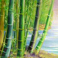 Bamboo Variegations by Lian Zhen