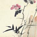 Bamboo by Zhang Daqian