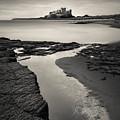 Bamburgh Castle by Dave Bowman