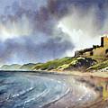 Bamburgh Castle by Paul Dene Marlor