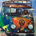 Bamf-vw Microbus by Denise Morencie