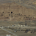 Bamiyan's Empty Alcoves by Tim Grams