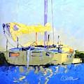 Banana Boat by Leslie Saeta