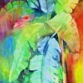 Banana Leaves by Maritza Bermudez