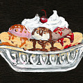 Banana Split by Elaine Hodges