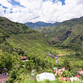 Banaue Rice Terraces In The Philippines. by Didier Marti