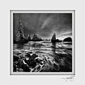 Bandon Beach 1 by Ingrid Smith-Johnsen