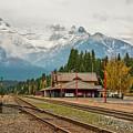Banff Depot 2009 01 by Jim Dollar