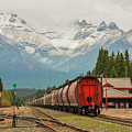 Banff Depot 2009 02 by Jim Dollar