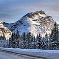Banff Icefields Parkway by Adam Jewell