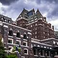 Banff Springs Hotel by Blake Webster