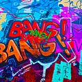 Bang Graffiti Nyc 2014 by Joan Reese