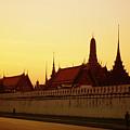 Bangkok Royal Palace Complex by Rita Ariyoshi - Printscapes