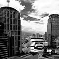 Bangkok Skies by Adnan Ilyas