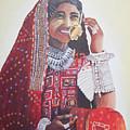 Banjaran With Traditional Attire by Sneha Choudhary