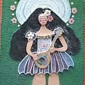 Banjo Lady by Otil Rotcod
