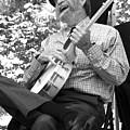 Banjo Man by John Lewis