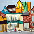 Bank Street West by Heather Lovat-Fraser