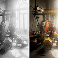 Banker - Worth Its Weight In Gold 1917 Side By Side by Mike Savad