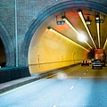 Bankhead Tunnel by Tanya Garner
