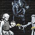 Banksy - Failure To Communicate by Serge Averbukh
