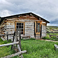 Bannack Mt. 2 by Susan Kinney