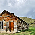 Bannack Mt. 3 by Susan Kinney