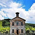 Bannack Mt. 4 by Susan Kinney