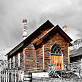 Bannack Mt. 5 by Susan Kinney
